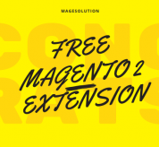 Magento News: FREE Magento 2 Extension by Magesolution