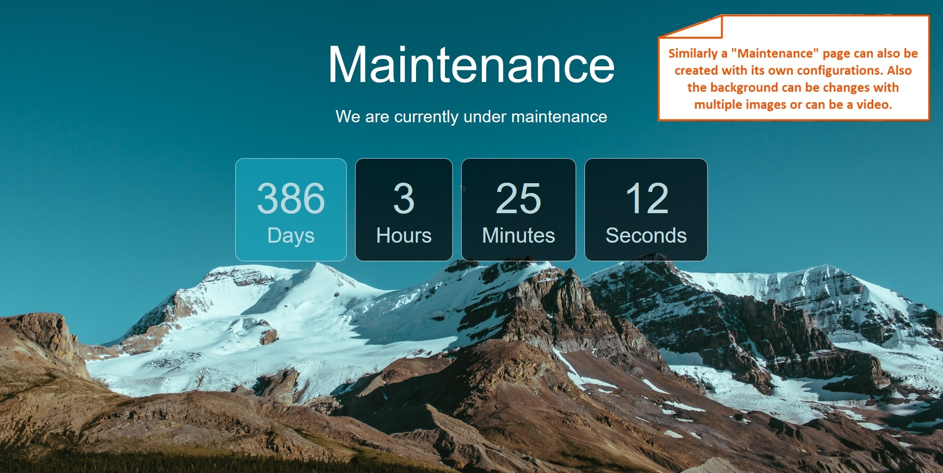 Henry Roger Magento News: COMING SOON / MAINTENANCE MODE for Magento 2