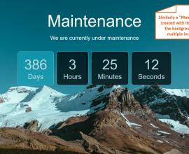 Magento News: COMING SOON / MAINTENANCE MODE for Magento 2