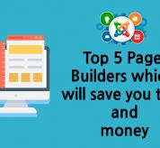 Joomla news: Top 5 Page Builders which will save you time and money