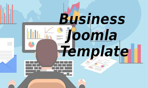 Joomla News: Business joomla template