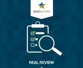 Magento News: Real Review Magento 2 Extension By Magesolution