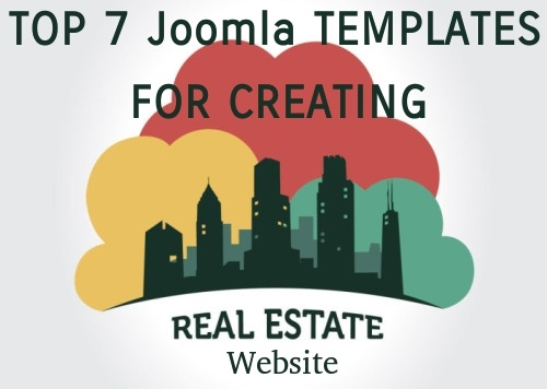 ADD THEMES Joomla News: Top 7 Joomla Templates for creating real estate website