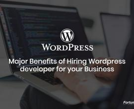 Wordpress news: Why to hire Wordpress developers for your business