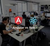 Ghost News: Angular vs React : Which is better ?