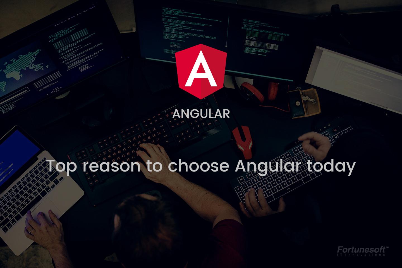 WordPress News: Why to choose Angular for Web Development