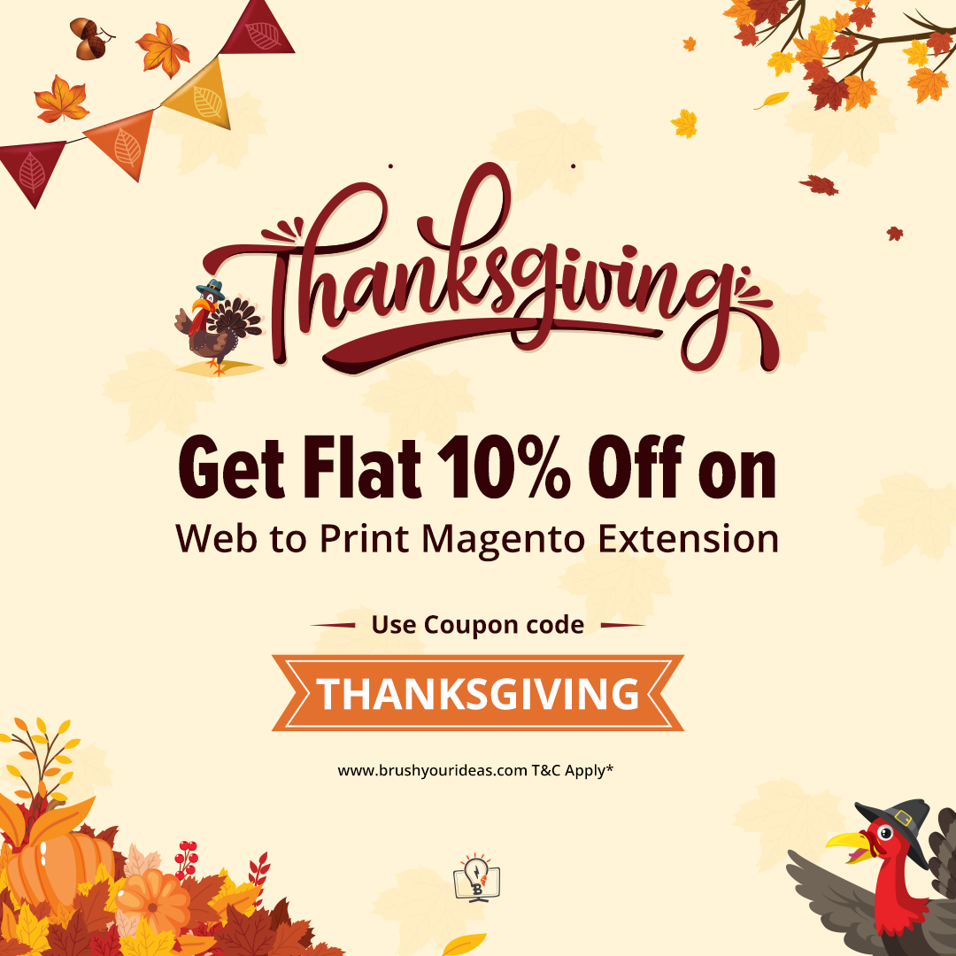 Magento News: Get Flat 10% Off on Web to Print Magento Extension