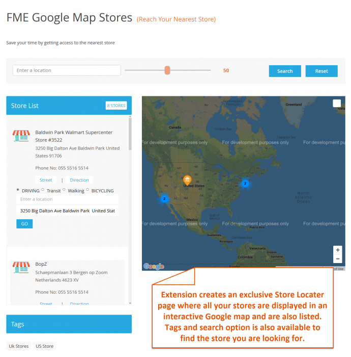 Magento News: Advanced Google Maps