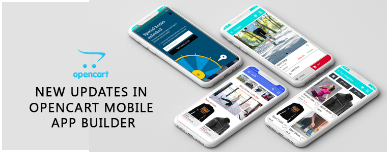 OpenCart News: Alert: New Updates in OpenCart Mobile App Builder | KnowBand News