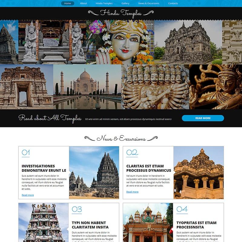 Joomla News: 5+ Joomla Religious Templates