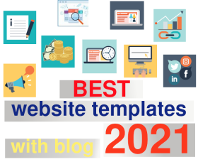 Joomla news: Best website templates with blog 2021