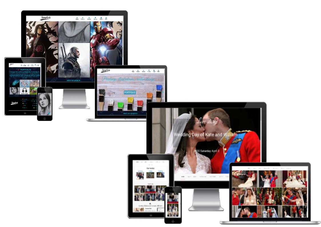 Joomla News: New Joomla Blog Templates of websites from Ordasoft