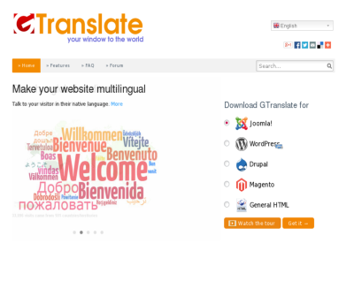 5 Best Joomla translation components - Joomla News - admin1