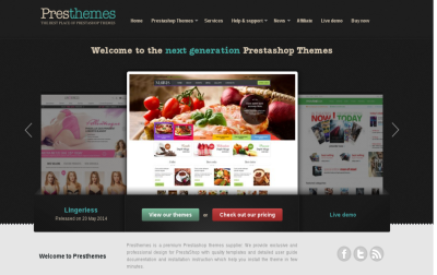 Presthemes Pretashop Theme Club