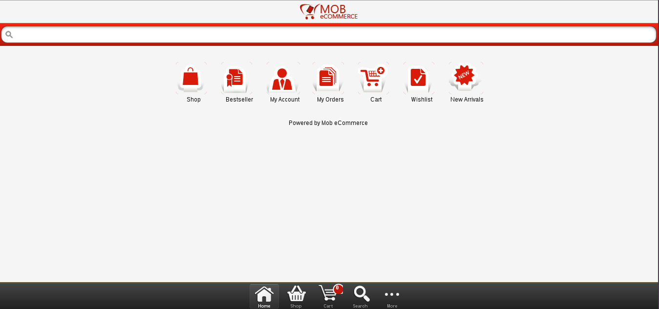 Prestashop Mob eCommerce Theme