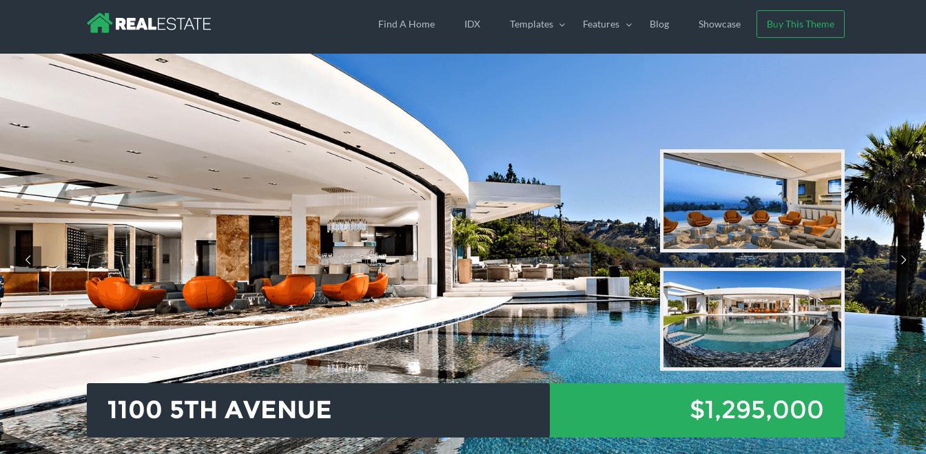 WP Pro Real Estate 7 - Responsive WordPress Theme