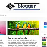 Themes4all Wordpress Theme: Blogger