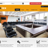 Wordpress Free Theme - PixLex