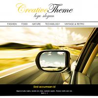Themes4all Wordpress Theme: Creative Theme