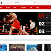 Wordpress Premium Theme - Novetly