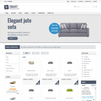 Opencart Free Template - Omart - Mobile Ready Opencart Theme