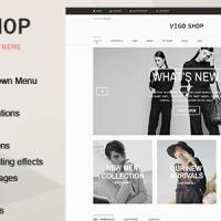 Bhavinpatel Joomla Template: Vigo Shop
