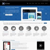 Bhavinpatel Joomla Template: Mj Simple - Responsive joomla 3.0 theme