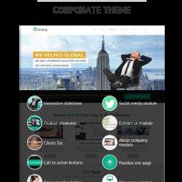 Bhavinpatel Wordpress Theme: Qnima
