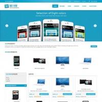 Bhavinpatel Joomla Template: Mj Vm - Responsive Joomla Virtuemart theme