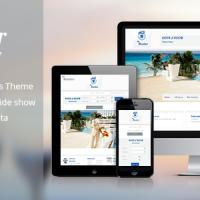 Bhavinpatel Wordpress Theme: The Hotelier - Responsive Complete Hotel Booking Wordpress Theme