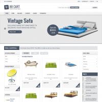 Bhavinpatel Joomla Template: Mj Cart - Responsive Virtuemart Template