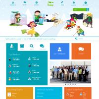 Bhavinpatel Joomla Template: Joombuddy - Mobile Ready Jomsocial Theme