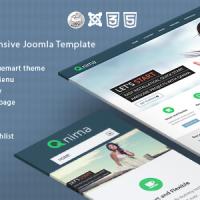 Bhavinpatel Joomla Template: Qnima - Multipurpose Virtuemart Joomla Theme
