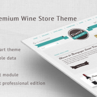 OpenCart Themes: Vinary