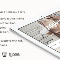 Bhavinpatel Joomla Template: Modest - Multipurpose Joomla Virtuemart Theme