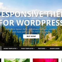 Wordpress Free Theme - SIMPLE THEME