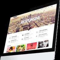 balbooa Joomla Template: Roocky Corporate template.