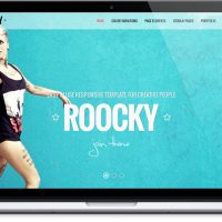 balbooa Joomla Template: Roocky. For you in every detail.