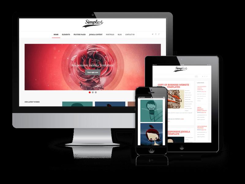 Wordpress Theme: Simplest - WordPress  Blog Theme