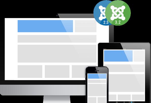 Joomla Template: OS Blank template