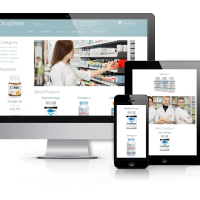 OrdaSoft Joomla Template: Drugstore - Joomla Pharmacy template