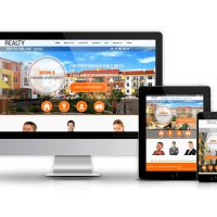 Drupal Premium Theme - Realty - Drupal Real Estate Theme