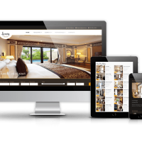OrdaSoft Joomla Template: Luxury - Hotel Joomla template