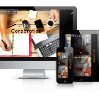 Wordpress Premium Theme - Corporation - Creative WordPress theme
