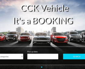 Joomla Templates: CCK Vehicle Booking  - Your Booking site