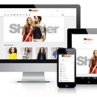 OrdaSoft Joomla Template: OS Shopper