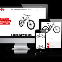 admin Joomla Template: Pedaling - bike & bicycle Joomla template