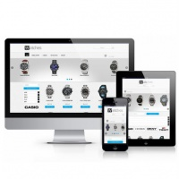 Joomla Free Template - Watches Shop - Free VirtueMart Template for Joomla