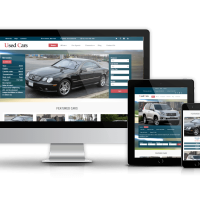 Drupal Premium Theme - Used Cars - Drupal Car Theme