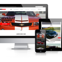 OrdaSoft Joomla Template: Autoseller, car dealership template 2014